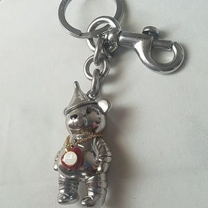 Coach Limited Edition Wizard of Oz Tin Man